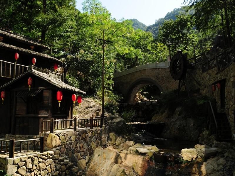 Ninghai ecologic leisure tourism resort