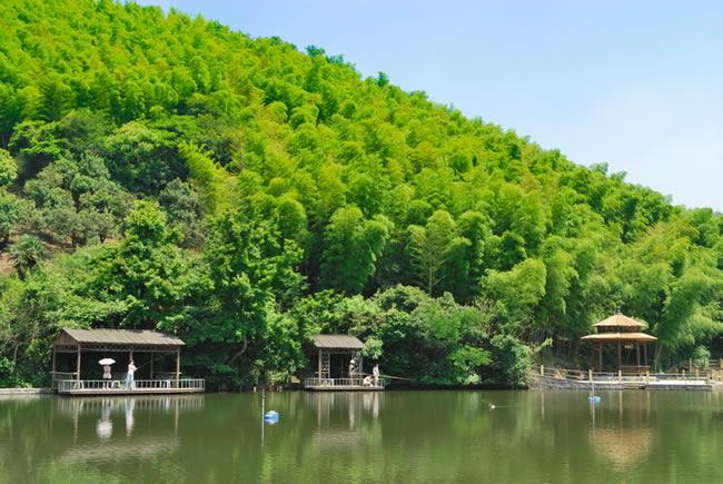 Wuxing Lvye Villa