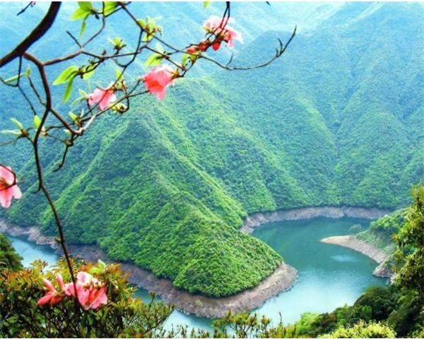 The Grand Valley in East Zhejiang province