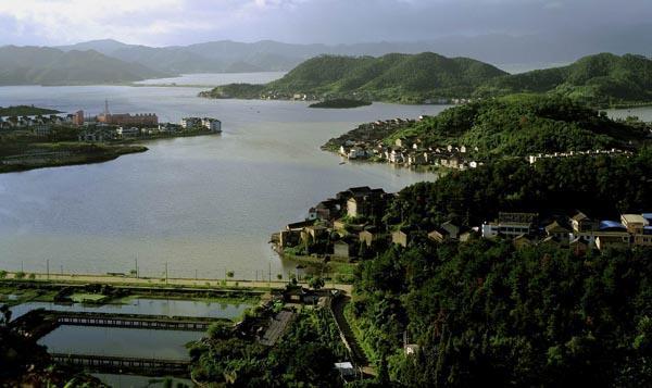 Taogong Island Scenic Area
