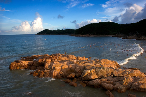 Songlangshan Seashore Tourist Resort