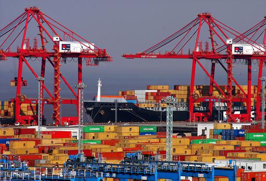 Ningbo Port