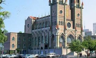 Ningbo Catholic Church