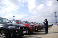 Vehicle imports hit 10,000 units in Ningbo's bonded area