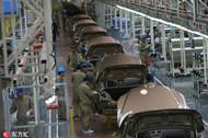 Hangzhou Bay New Zone hits 100 billion yuan in auto output