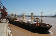 Freighter to serve Indonesia with container, bulk and breakbulk cargo launched