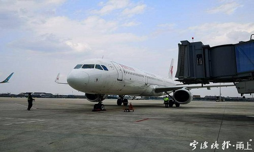 Ningbo aims to resume 80% of flights by end of March
