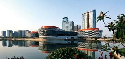 Zhenhai district