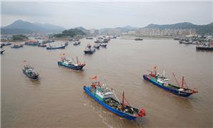 Fishing vessels set out as new harvest season begins