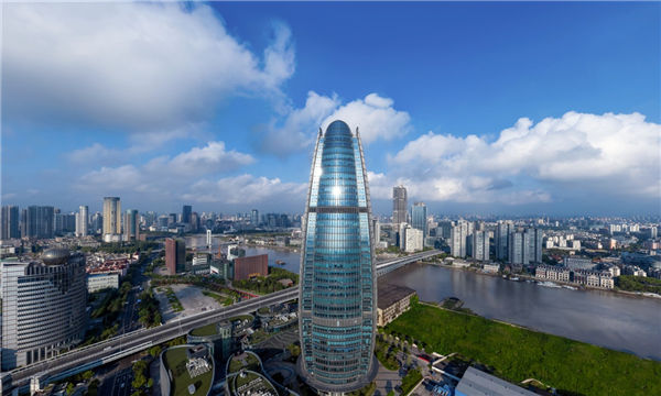 Ningbo's business climate recognized by enterprises, report says