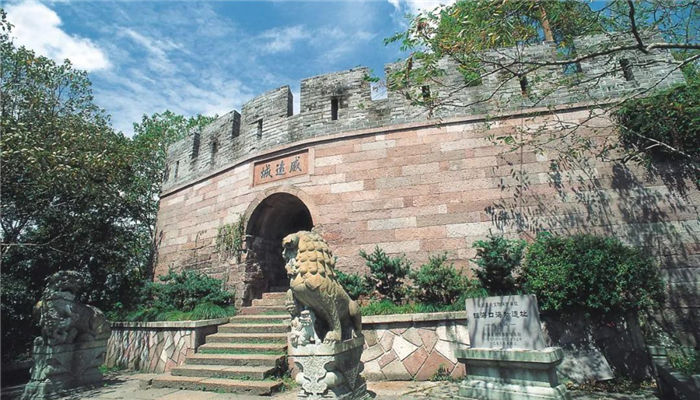 Recommended tourism destinations in Zhenhai