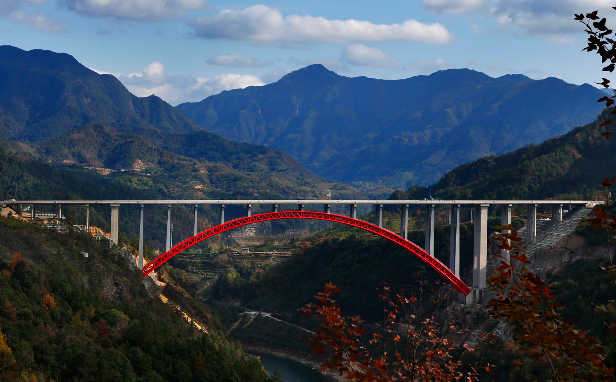 All Zhejiang counties to be connected to highway networks soon