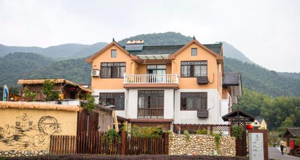 Homestay business gains ground in mountain village