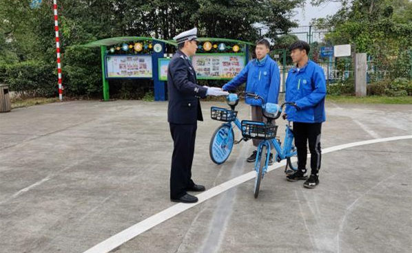 Nation's first bicycle training center debuts in Ningbo