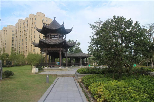 11 pocket parks opens to public in Ningbo