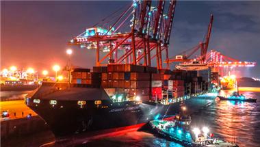 Ningbo-Zhoushan Port reports 1.17b tons in cargo throughput