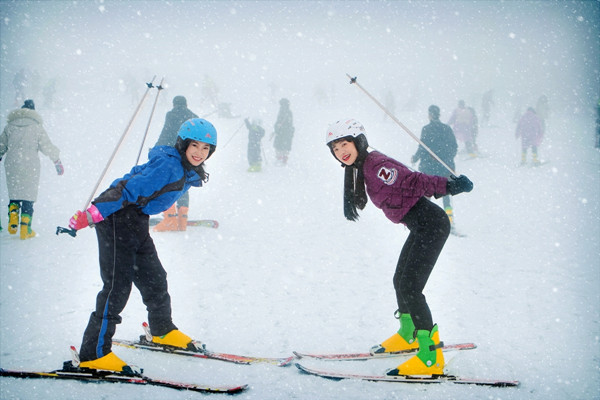 Winter sports in Ningbo gain traction