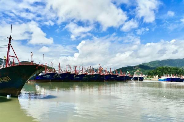 Annual fishing moratorium to start in Ningbo
