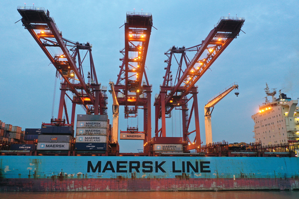 Ningbo's foreign trade sees sustained growth momentum