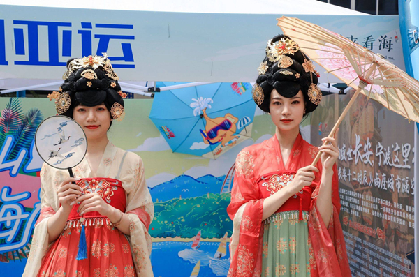 Ningbo starts nationwide tourism promotion tour