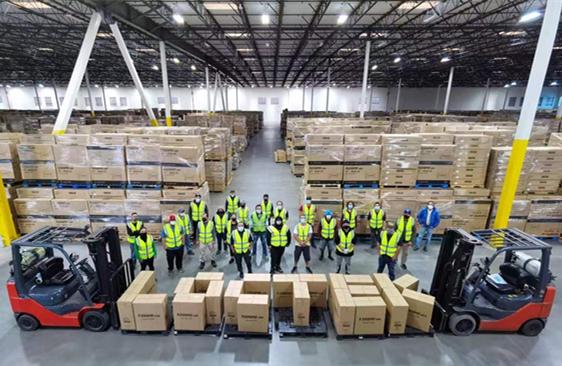 Overseas warehousing bolsters cross-border e-commerce in Ningbo
