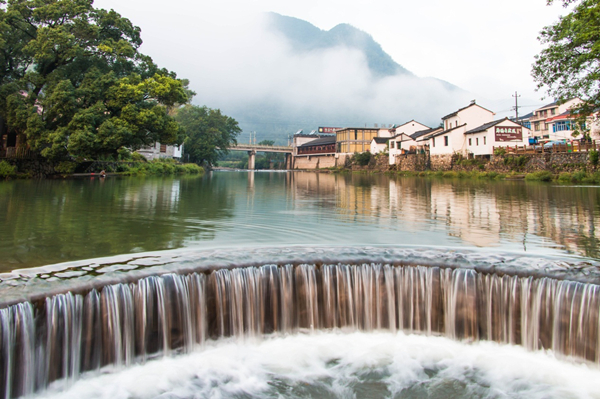 Luting township ideal place to escape summer heat