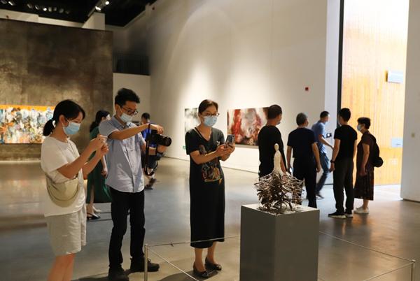 Ningbo Contemporary Art Exhibition opens