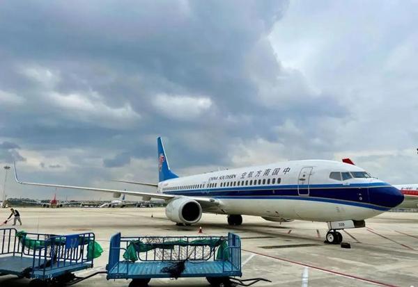 Ningbo resumes flights to Beijing