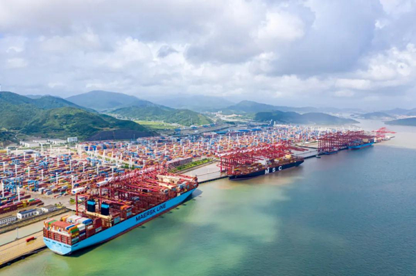 Ningbo Zhoushan Port becomes Zhejiang's first CQA winner