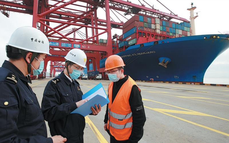 Five-year port plan to boost freight