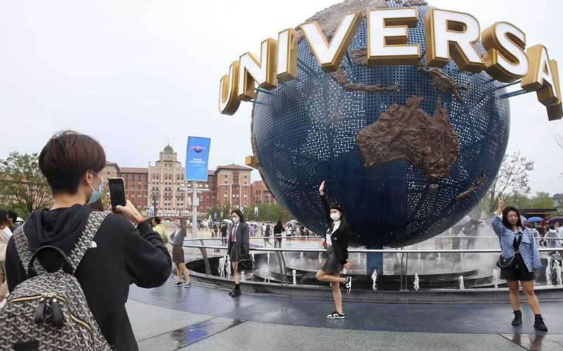 Domestic tourism recovers during Mid-Autumn holiday
