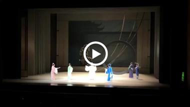 Elaborate Ningbo Yue Opera given trial performance