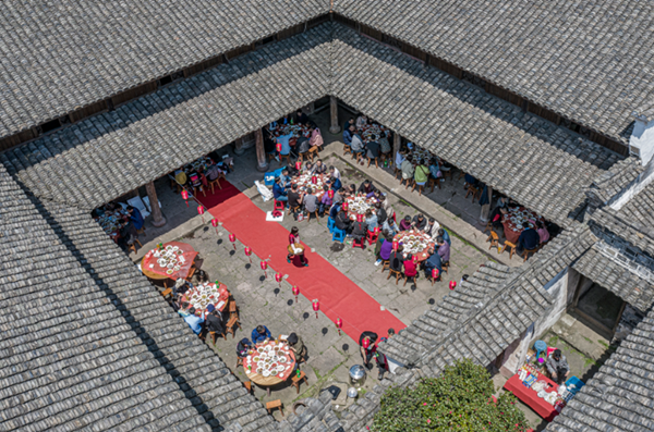 Tourism festival featuring bamboo shoots opens in Xiangshan
