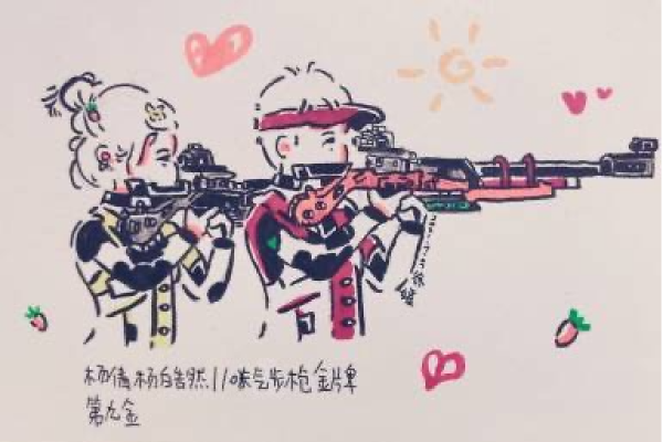 Girl in Ningbo paints pictures of Chinese athletes