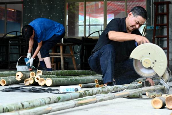 Village in Ninghai develops wedding industry to boost rural revitalization
