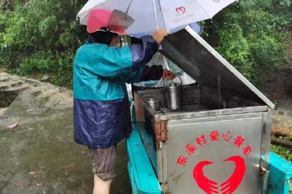 Elderly care service never stops in Ningbo village