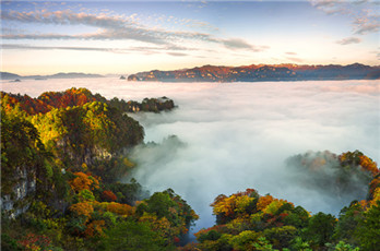 Guangwu Mountain Scenic Area