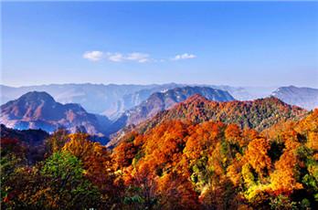 Micang Mountain Scenic Area