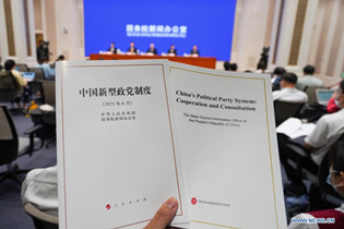 CPPCC an important political, organizational platform in China's political party system