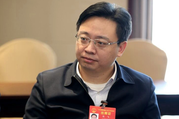 Yantai mayor supports boosting small firm development