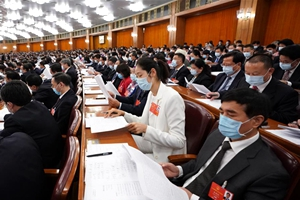 Chinese lawmakers raise 506 proposals to annual legislative session