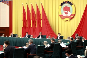 Senior political advisors meet at annual session of China's top political advisory body