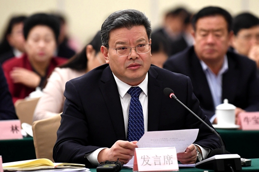 Meng Fanli: China-SCO demonstration zone brings new opportunities