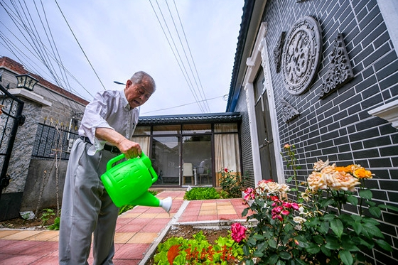 Homestay industry breathes new life into Jinan village