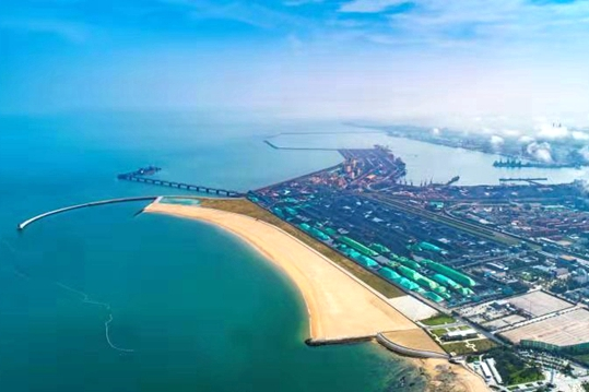 Rizhao improves marine ecological environment