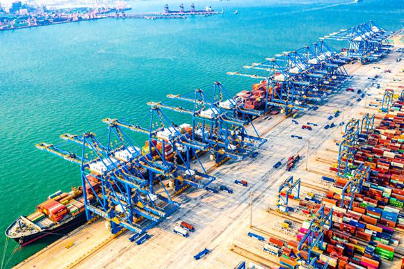 Shandong Port Group sets ambitious goals for next five years