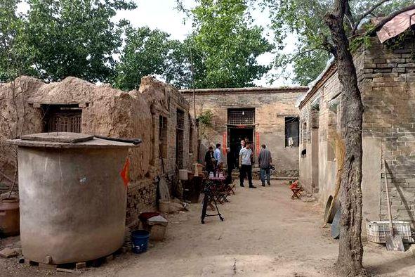 Liaocheng village boasts relics of historic Harrison Hospital