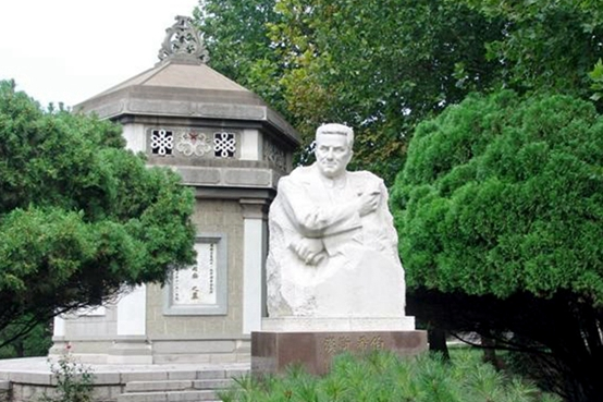 Hans Shippe, sacrificed for China's War of Resistance Against Japanese Aggression