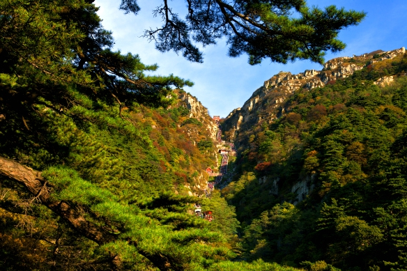 Tai'an strives to be international tourist attraction