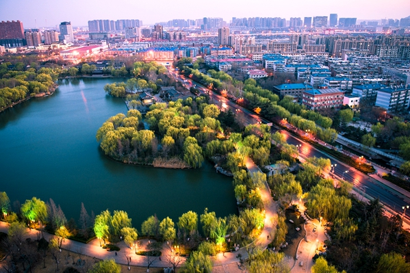 Jinan approved as national culture export base